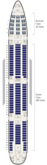 Saudi Airlines Png : saudi, airlines, Saudi, Airlines, 777-300, Flight, Check-in