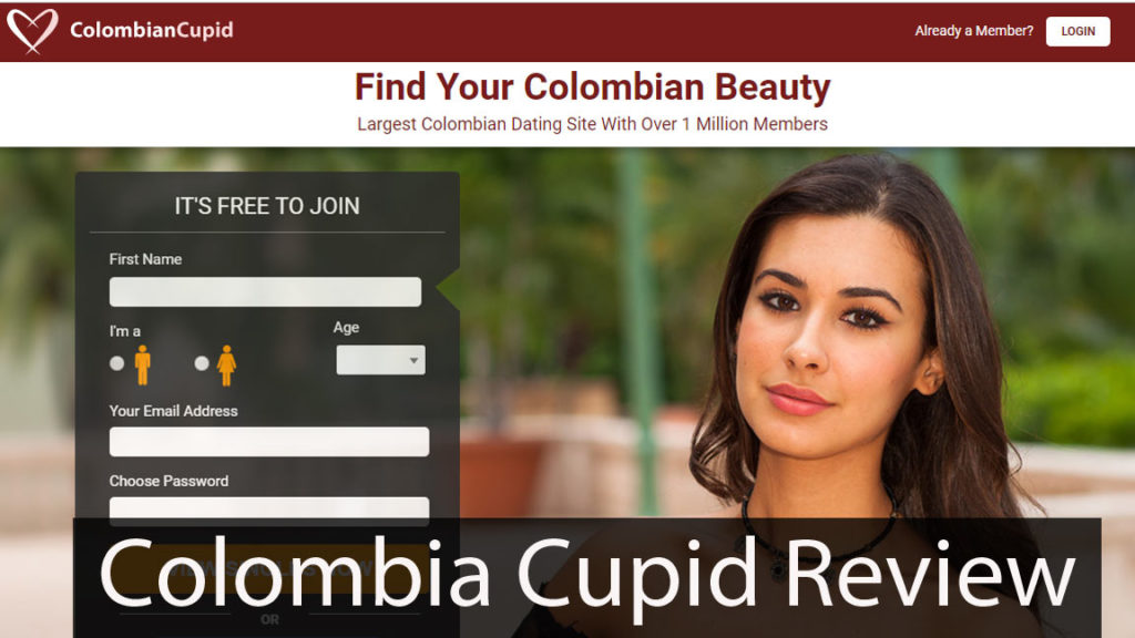 Colombia Cupid Review