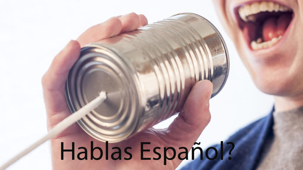 Hablas Español?