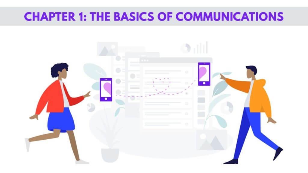 CHAPTER 1 - BASICS OF COMMUNICATION
