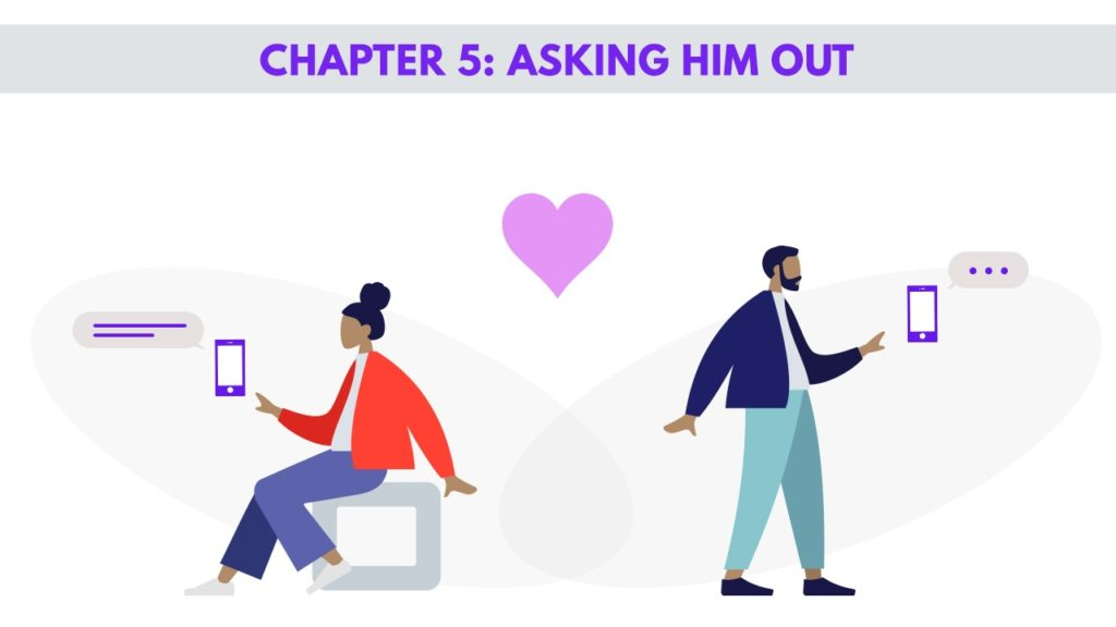 CHAPTER 5 - ASKING HIM OUT