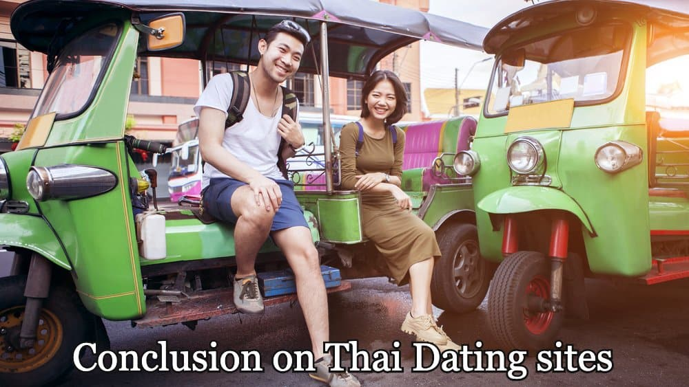 Conclusion on Asian Dating sites