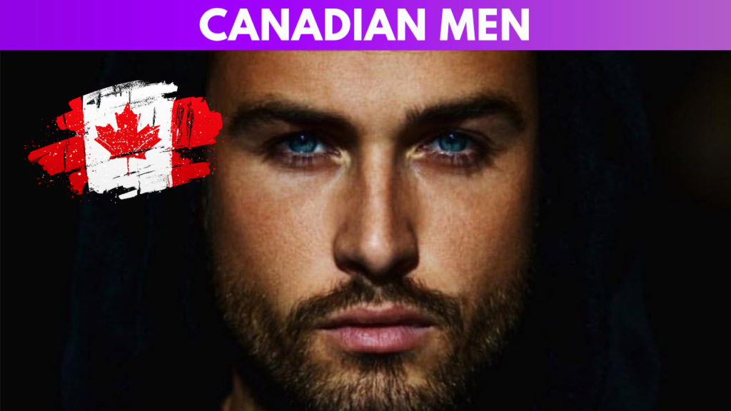 Canadian men guide