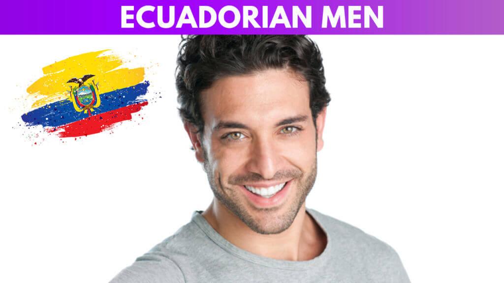 Ecuadorian men guide