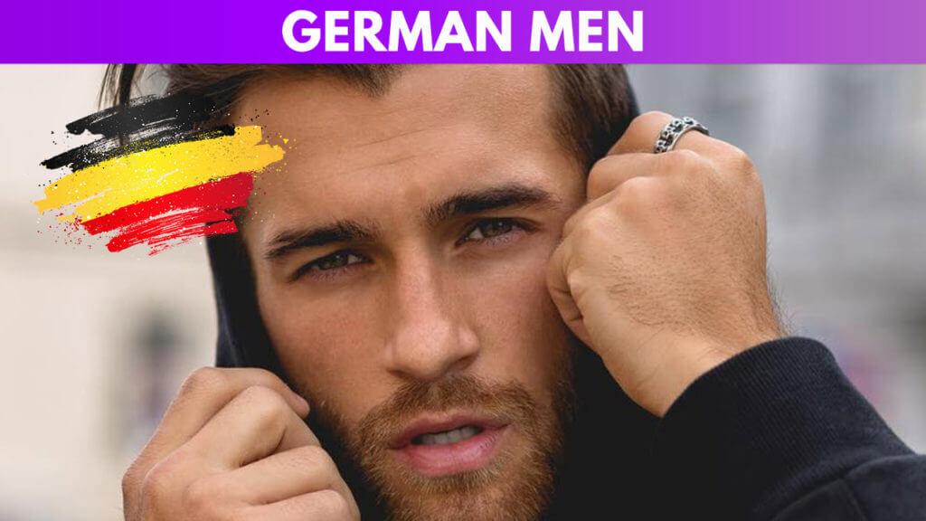 German men guide