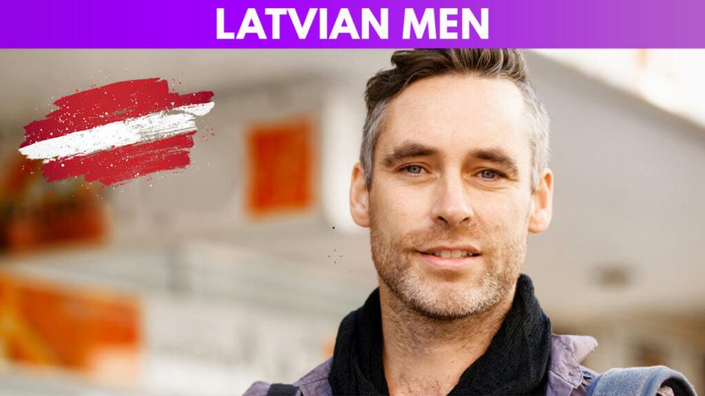 Latvian Men