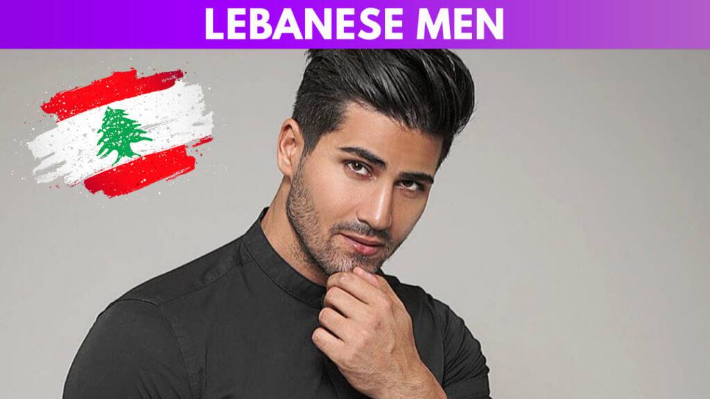 Lebanese men guide