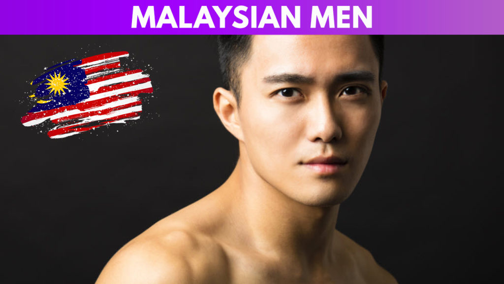 Malaysian men guide