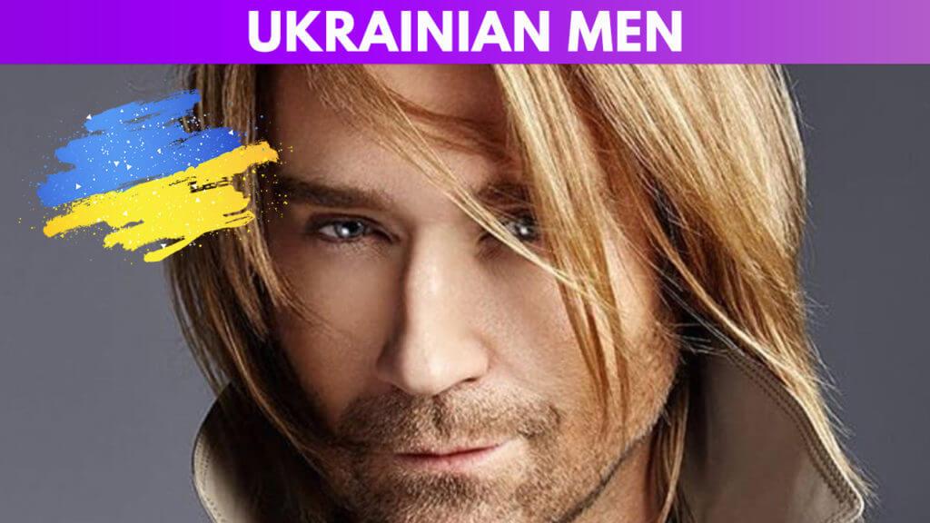 Ukrainian men guide