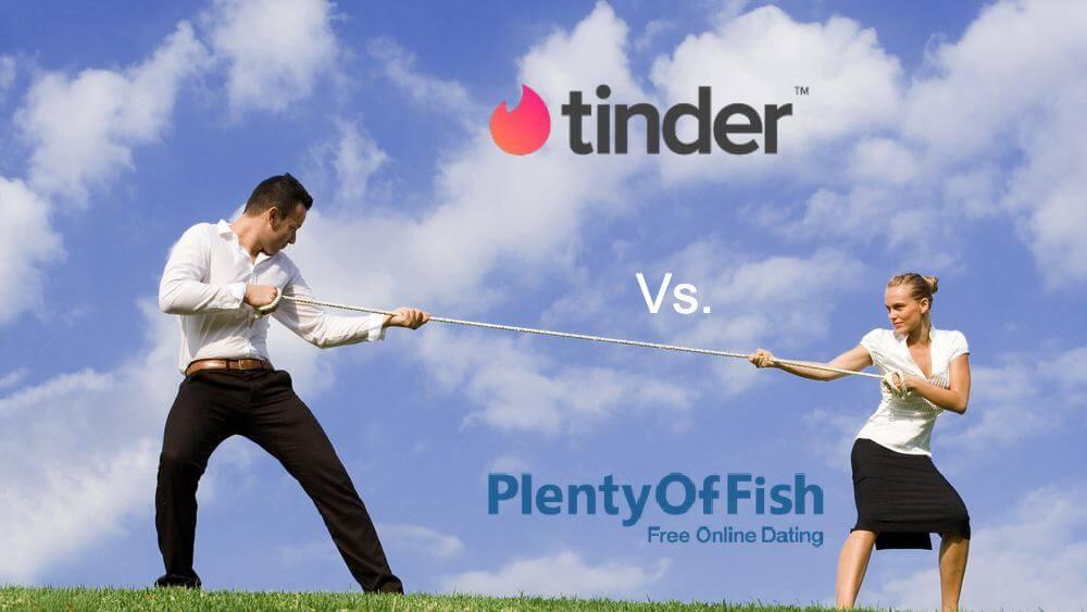 Tinder vs PoF