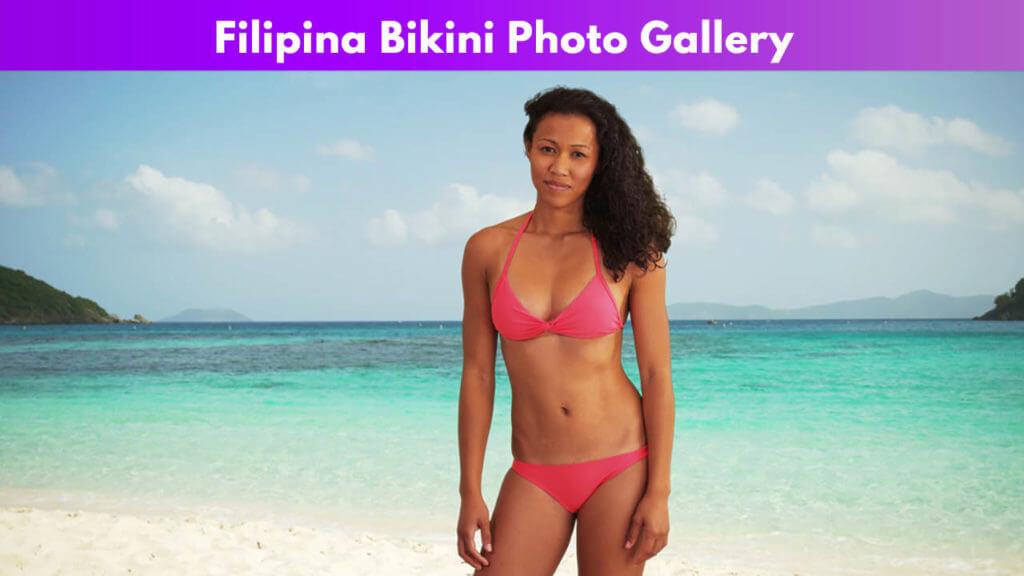 Filipina Bikini Photo Gallery