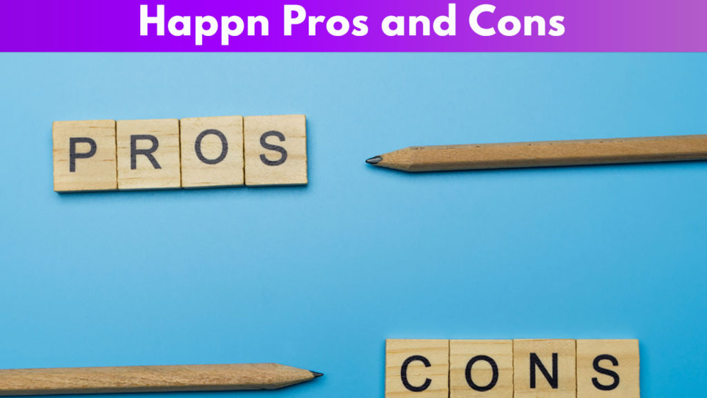Happn Pros and Cons