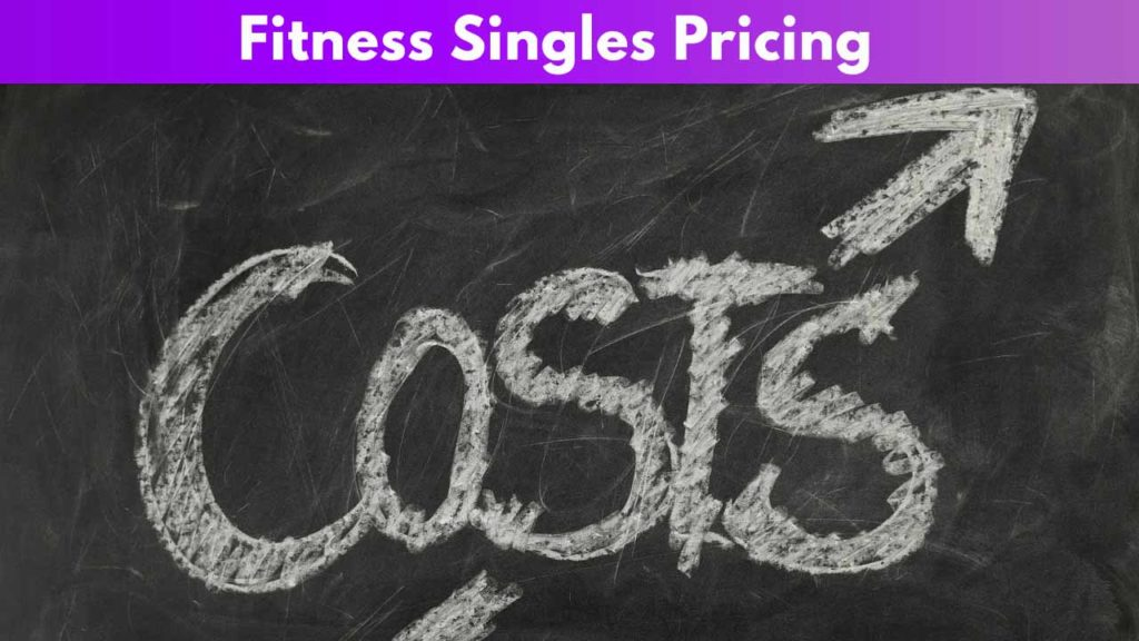 Fitness Singles Pricing