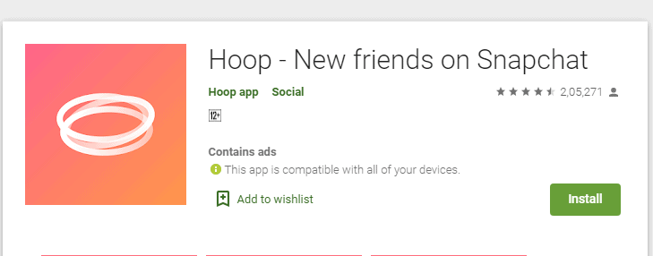 Hoop Dating App Review [year] - [Snapchat + Tinder = Hoop] 3