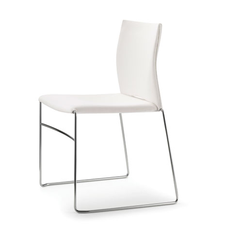 upholstered stacking chairs invisible chair trick prop plastic fully aspen hills design source