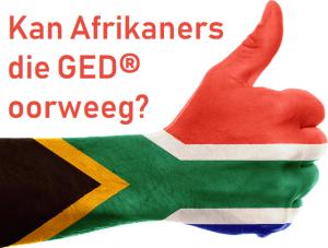 die GED® vir Afrikaners