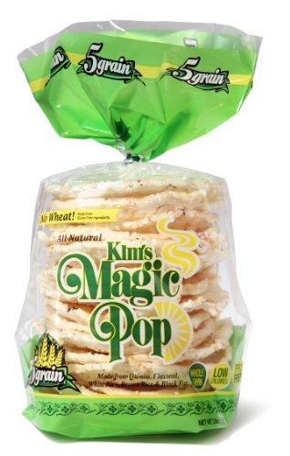 Kim's Magic Pop 12-pack: Freshly Popped Rice Cakes ...