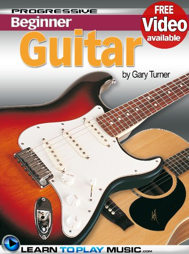 51fhPn6kbWL - Guitar Lessons for Beginners: Teach Yourself How to Play Guitar (Free Video Available) (Progressive Beginner)