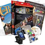 61z7 BDYgBL - Chord Buddy Guitar Learning System with Clip-on Chromatic Tuner