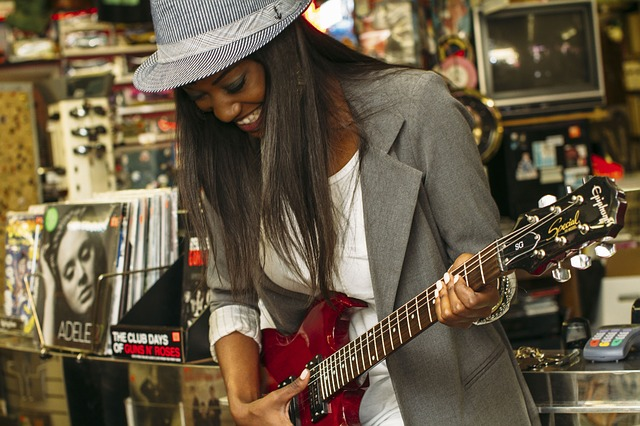 its always easy to work on guitar playing - It's Always Easy To Work On Guitar Playing!