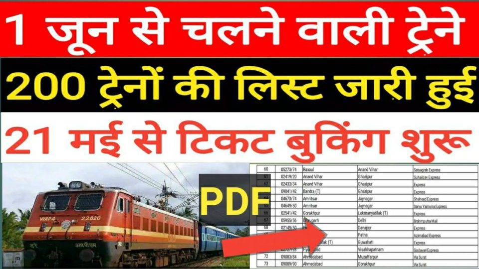 IRCTC Trains Ticket Booking Online