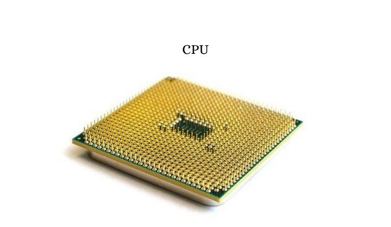 Computer CPU in Hindi