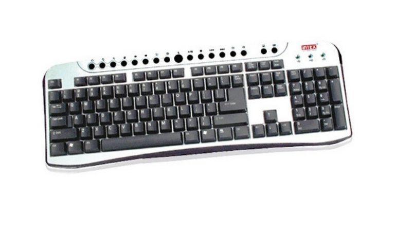 multimedia Keyboard in Hindi