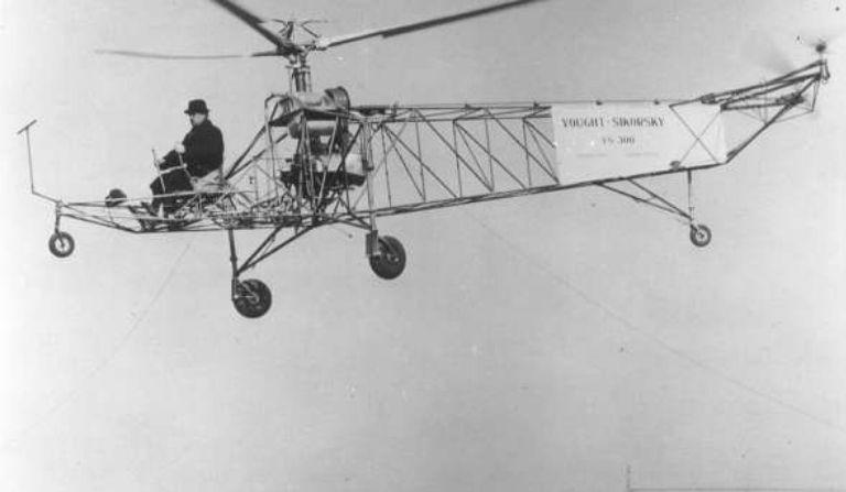 हेलीकाप्टर का अविष्कार किसने किया? | Helicopter Ka Avishkar Kisne Kiya?