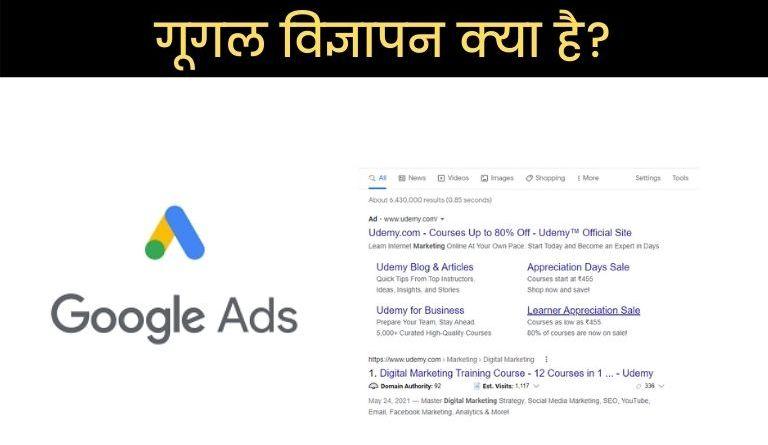 Google Ads Kya Hai in Hindi