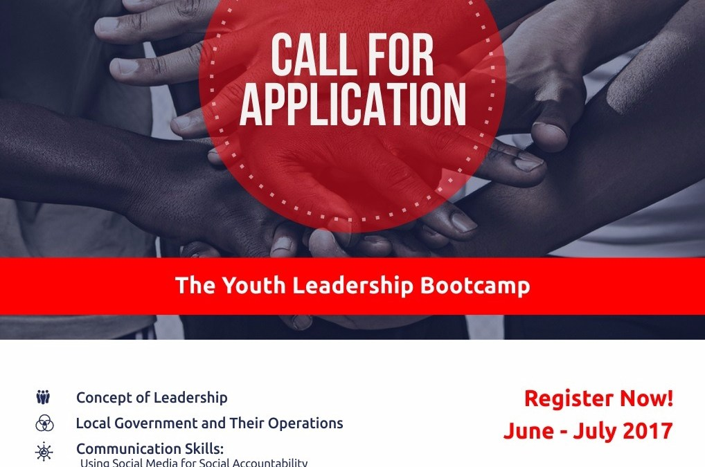Call for Application: The Future Project / FORD Foundation — Youth Leadership BootCamp in Lagos, Ogun and Oyo State (June-July, 2017)