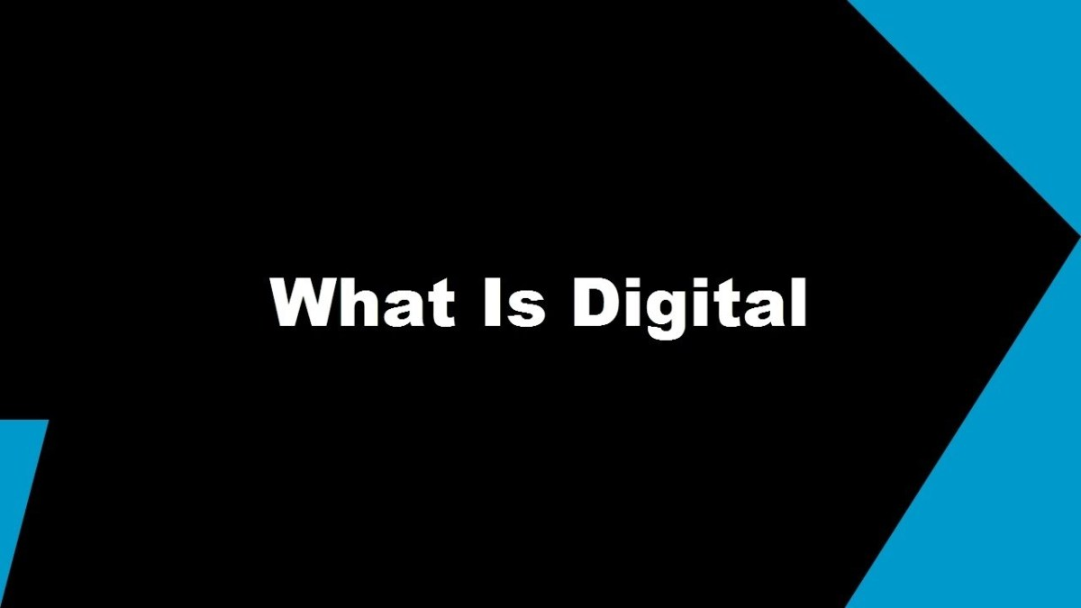 What is digital understanding?