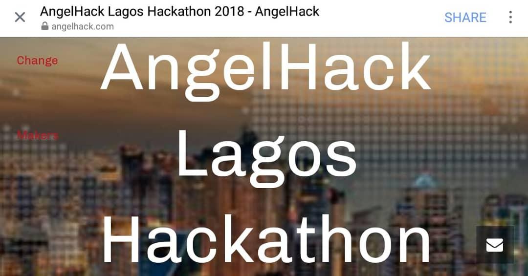 Global Hackathon Series: AngelHack debut in Lagos, Nigeria this July 2018
