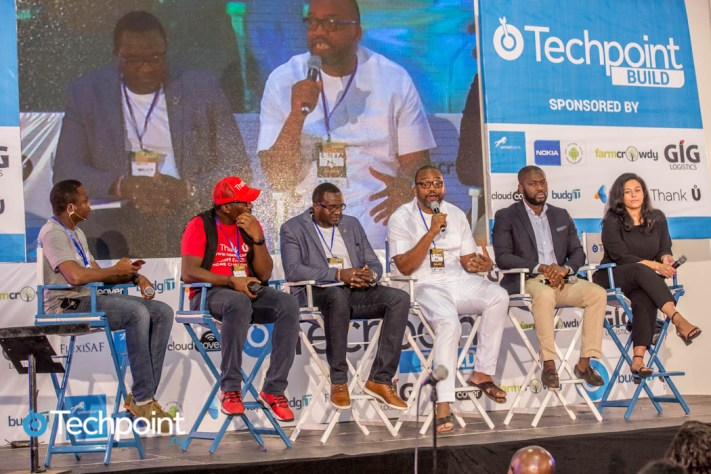 Speakers at the Maiden Edition of TechPoint Build