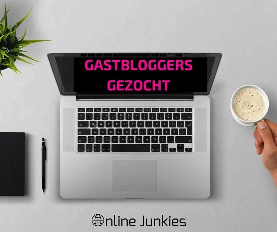 Gastbloggers gezocht