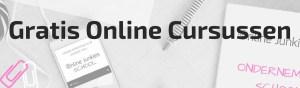 gratis online cursussen