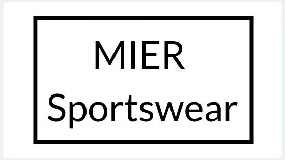 Onze eerste webshop: Mier Sportswear