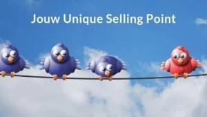 jouw unique selling point