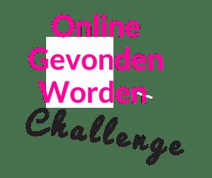 logo online gevonden worden challenge