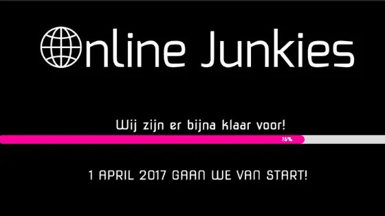 Online Junkies under construction