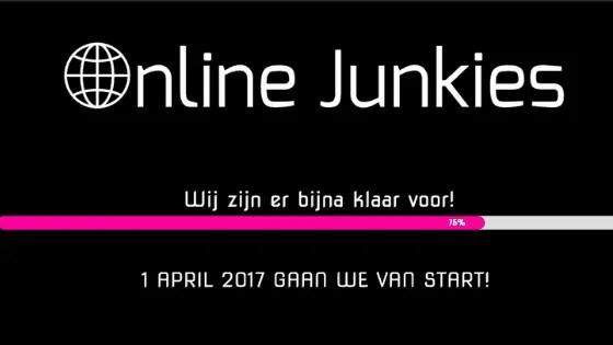 Online Junkies under construction