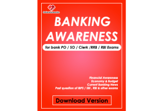 E-book of Disha Banking Awareness