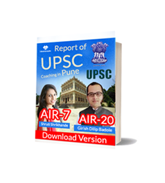 Download Pdf Notes of Best UPSC coaching in Pune Report