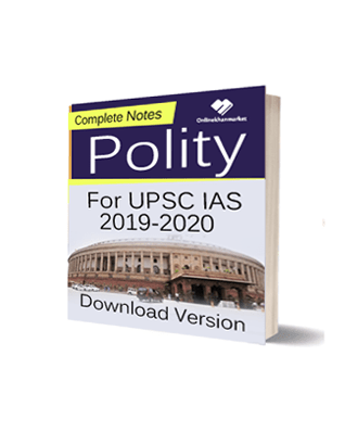 E-Books of Polity Notes For UPSC IAS Complete Notes Download Version