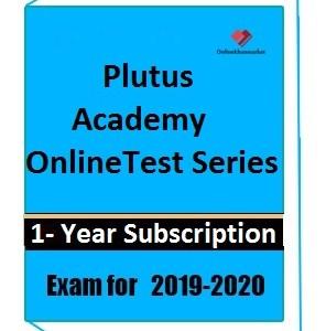 Plutus Academy Online Test Series