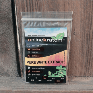 Pure White Kratom Extract
