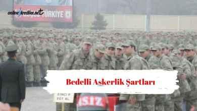 Photo of Bedelli Askerlik 2020 Yılı Şartları (2001 doğumlu 35 Bin TL)