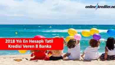 Photo of 2021 Yılı En Hesaplı Tatil Kredisi Veren 8 Banka