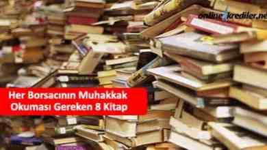 Photo of Her Borsacının Muhakkak Okuması Gereken 8 Kitap