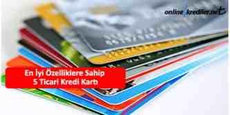 en iyi ticari kredi kartı
