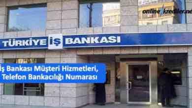 Photo of 0 850 724 0 724 İş Bankası Müşteri Hizmetleri Numarası